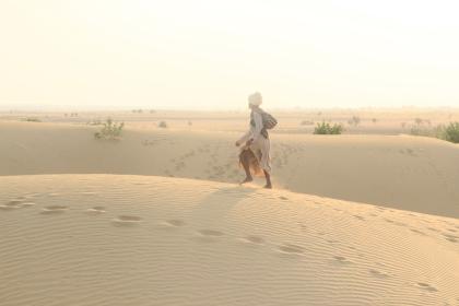 Désert du Thar/ Thar Desert