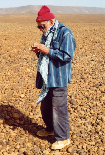 Theodore_Monod_-_Adrar_de_Mauritanie_-_Oued_Akerdil_-_Décembre_1998